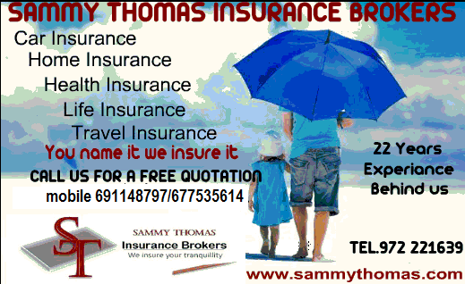 Sammy Thomas Insurance